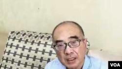 中国著名民主人士、异议作家杨天水