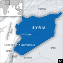 Syria's Homs Pays Heavy Price in Uprising