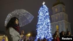 与世界同步 乌克兰首次12月25日过圣诞节