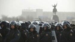 اعتراضهای ضددولتی قزاقستان وارد پنجمين روز خود شد
