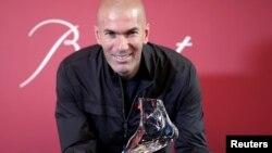 Kocin Madrid Zinedane Zidane