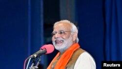 印度當選總理莫迪快將宣誓就職