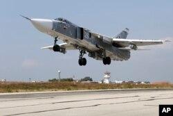 Nga đã tiến hành các cuộc không kích trong 3 tuần lễ để hỗ trợ cho quân đội Syria.