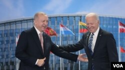 Bayden va Erdog'an