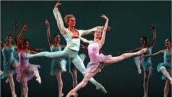 رقاص آمریکایی به گروه باله «بلشوی» پیوست