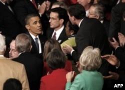 Prezident Obama respublikachilar bilan ko'rishmoqda