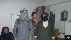 Members of Kandahar's female police squad