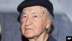 Йонас Мекас (архивное фото)