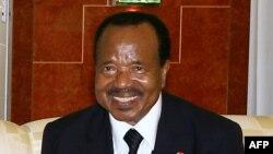 Paul Biya shugaban Kamaru mai shekaru 83 da haihuwa