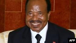 Paul Biya shugaban kasar Kamaru