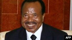 Shugaban Kmaru Paul Biya