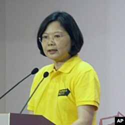 民进党总统候选人蔡英文