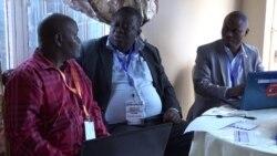 Reportage d'Ernest Muehro sur le Forum de la paix à Bukavu