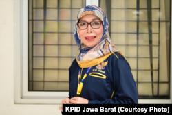 Ketua KPID Jawa Barat Dedeh Fardiah mengatakan pembatasan itu sudah merujuk analisa para ahli. (Foto: KPID Jawa Barat)