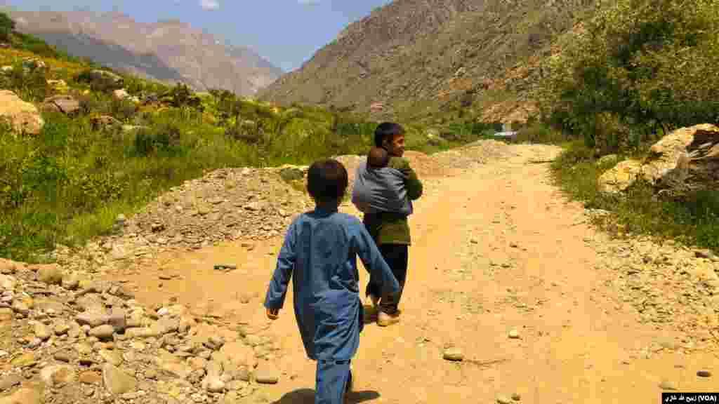 شمار زیاد کودکان در ساحات دوردست نورستان از درس و تعلیم محروم اند