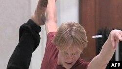 დევიდ ჰალბერგი მოსკოვის დიდ თეატრში იცეკვებს