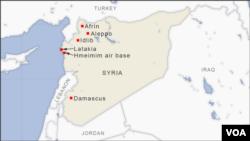 Rezim Suriah, yang didukung oleh serangan udara Rusia, telah meningkatkan serangannya dalam beberapa pekan terakhir terhadap Idlib, benteng utama terakhir pihak oposisi.