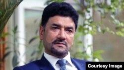 ظاهر اغبر، رئیس کمیتۀ المپیک افغانستان