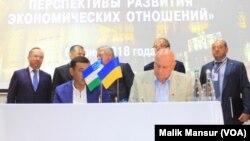 O'zbekiston-Ukraina iqtisodiy aloqalari