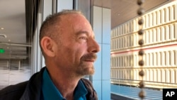 "Timothy Ray Brown, shown in Seattle March 4, 2019, is also known as the ""Berlin patient,"" the first person to be cured of HIV infection, more than a decade ago. Now researchers are reporting a second patient has lived 18 months after stopping HIV treatmen"