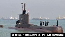 Індонезійський підводний човен «Нанггала», фото 2012 року