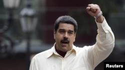 Président Nicolas Maduro du Venezuela