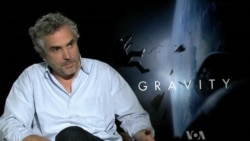 Interview with film director Alfonso Cuaron