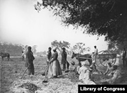 About 4 million enslaved people lived in the U.S. in 1860.