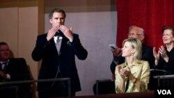Will Ferrell se dio a conocer con su sátira imitando al presidente George W. Bush.