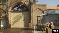 قونسلگری ایران در شهر هرات