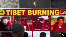 نیپال: تبتی باشندے کی خودسوزی کی کوشش