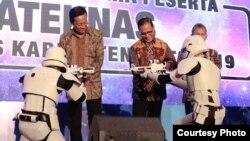 Rapat Teknis Nasional BPS di Yogyakarta.(Foto: Humas BPS)