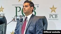 پی سی بی کے منیجنگ ڈائریکٹر وسیم خان: فائل فوٹو