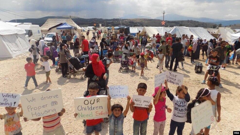 Tensione në qendrat e refugjatëve në veri të Greqisë