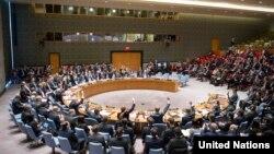 지난해 3월 유엔 안보리가 북한의 핵무기와 탄도미사일 개발에 대응한 대북결의 2270호를 채택했다.