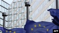 Trụ sở Ủy Hội Châu Âu ở Brussels
