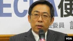 台灣陸委會企劃處處長 楊家駿