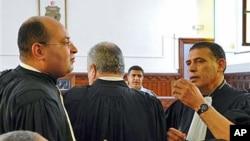 دادگایهکی تونس حوکمی 15 زیندانی بۆ سهرۆکی له دهسهڵات لادراوی وڵاتهکه دهردهدکات