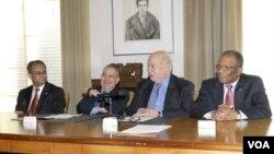 La Convención, aseveró Insulza, es la piedra angular de un conjunto de mecanismos creados en el seno de la OEA.