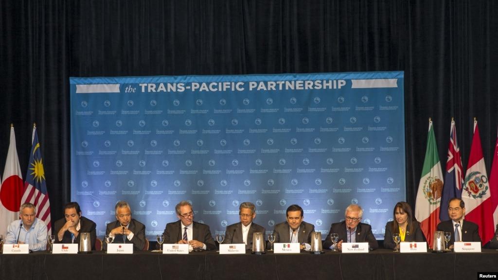 Đàm phán TPP tại Hawaii: chưa có thoả thuận chung cuộc