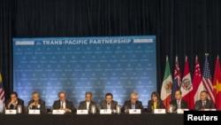 Hoa Kỳ, Nhật Bản, Canada, Việt Nam và 8 quốc gia khác đã làm việc với nhau về thỏa thuận Quan hệ Đối tác Xuyên Thái Bình Dương (TPP) trong mấy năm qua.
