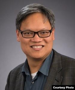 美国加州大学圣地牙哥分校副教授史宗瀚 (照片提供: 史宗瀚)
