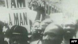 Sećanje na poslednju kampanju Martina Lutera Kinga