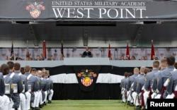 5月28日奥巴马总统在西点军校毕业典礼上发表讲话
