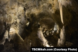 """Magical"" is how national parks traveler Mikah Meyer described the caves of Carlsbad Caverns National Park, beneath New Mexico's Chihuahuan Desert."