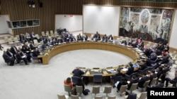 Suasana rapat Dewqan Keamanan PBB di Kantor Pusat PBB, New York (Foto: dok)