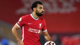 Mohammed Salah, Liverpool - Striker<br /> <br /> Rahotanni daga kasar Masar na cewa dan wasan kungiyar kwallon kafa ta Liverpool Mohammed Salah ya kamu da cutar COVID-19.