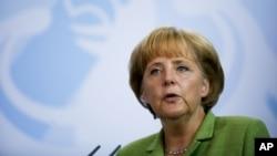 Ангела Меркель заняла вторую строчку рейтинга. На первом - Барак Обама