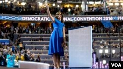 Democratic Party Convention Day 1