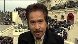 Persiapan Inagurasi Presiden Obama 2013 - VOA Live untuk Metro TV